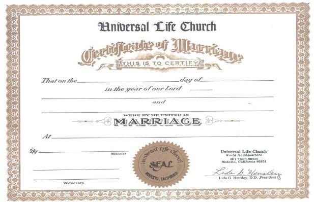 blank marriage certificates yahoo answers